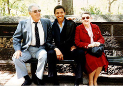Obama's Grandparents