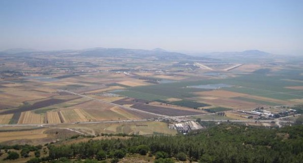 The Valley of Megiddo