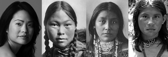 From Asia To Native America