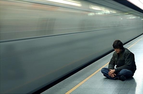 Depressed in the city
